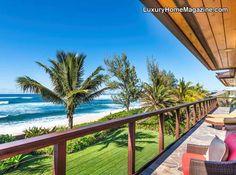 Have the Hawaii beach in your backyard