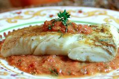 A selection of halibut recipes