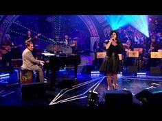 Caro Emerald performing 'A Night Like This' together with Jools Holland Rhytm and Blues Orchestra.