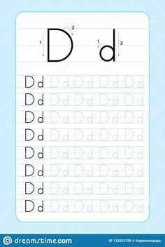ABC Alphabet Letters Tracing Worksheet With Alphabet Letters. Basic Writing Practice For Kindergarten Kids A4 Paper Ready To Print Stock Vector - Illustration of exercises, print: 133333759