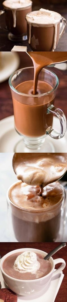 Chocolates, Hot Chocolate Coffee, Latte Recipe, I Love Food, No Cook Meals, Food Hacks, Nutella, Food And Drink, Yummy Food