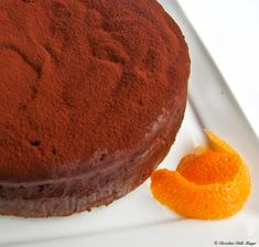 THE Flourless Chocolate Cake