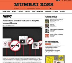 Bleep on Mumbai Boss - 20th June, 2013 - http://mumbaiboss.com/2013/06/20/noises-off-a-invention-that-aims-to-bleep-out-incessant-honking/
