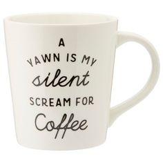 Chapters / Indigo coffee mug