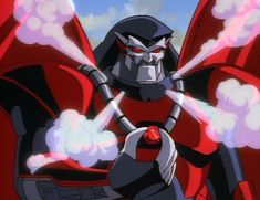 By the second or third episode Xanatos made his own mechanical versions of the gargoyles to keep them from meddling in his affairs. They pop up from time to time after their first release early in the series, but in truth they aren't that powerful and defeated fairly quickly.