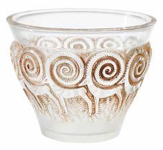 10-875 R. Lalique Vase Rennes