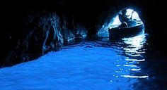 Grotta Azzurra -  Capri Italy
