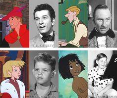 Disney Male Voice Actors