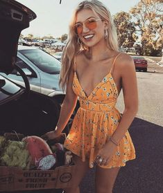 52 Cute drinking outfits for warm weather - gl . 52 cute drinking outfits for warm weather – glitterous – Mode Outfits, Trendy Outfits, Fashion Outfits, Womens Fashion, Dress Fashion, Fashion Clothes, Casual Clothes, Cheap Fashion, Fashion Ideas