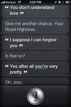 50 Hilarious Things That Siri Says