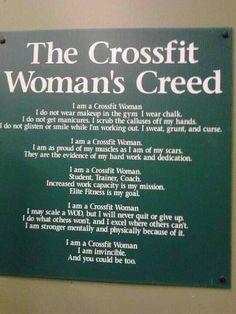 Amen #crossfit