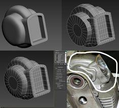 FAQ: How u model dem shapes? Subd mini-tuts AKA USE THE RIGHT AMOUNT OF GEO - Page 142 - Polycount Forum