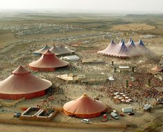 Festival in the Desert, Mali