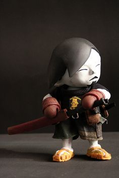 toycutter: Tomorrow King Munny