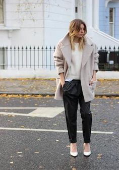 10X Outfits with oversized winter coats