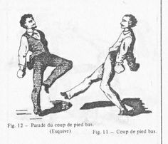 "peashooter85: "" French sailors training in Savate"