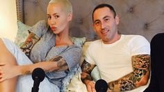 Amber Rose Having 'Sleepless Nights'