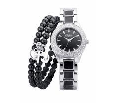 Hodinky + náramek, Buffalo | modino.cz #modino_style #style #fashion #vanoce #darek #prodceru Rolex Watches, Bracelet Watch, Bracelets, Accessories, Buffalo, Medium, Wrist Watches, Bracelet, Water Buffalo
