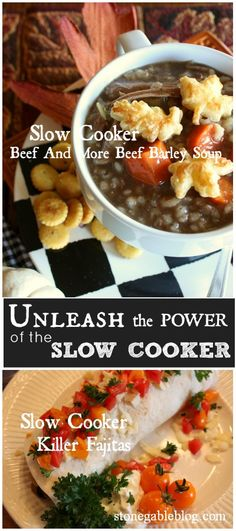 21 GREAT and tasty Slow Cooker meals and tips to make every Slow Cooker meal better!