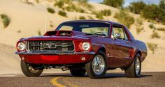 Gorgeous 1967 Ford Mustang Father & Sons Project