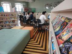 Centro Cultural Usina Chaminé recebe programação voltada às crianças, de terça-feira a domingo, com entrada Catraca Livre