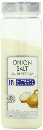 McCormick Onion Salt 36 Ounce Pack of 6 * Want to know more, click on the image.