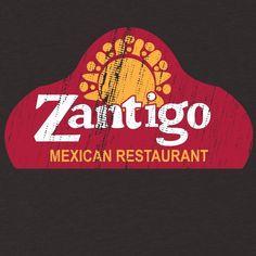 zantigo mexican restaurant shirt, tee, tshirt, t-shirt, mucho better than Taco Bell Great Memories, Childhood Memories, Mexican Fast Food, Taco Shirt, Ol Days, Good Ole, Food Crafts, Vintage Shirts, Vintage Stuff