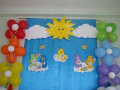 Birthday party ideas for girls care bears 17 Super ideas Care Bear Birthday, Care Bear Party, Teddy Bear Birthday, Twin Birthday, First Birthday Themes, Birthday Party Games, Birthday Party Decorations, First Birthdays, Party Themes