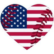 America's past time. Baseball.