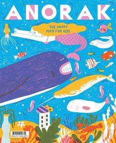 Anorak  Magazine vol40