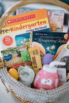 Easter basket ideas for 2 year old boys posts the ojays and easter basket ideas for kids including some fun ideas that you may not have thought of negle Gallery