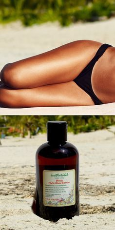 It was difficult to find a tanning oil for my extremely dry skin that I liked. My husband teases me and says I have skin like a crocodile. I tried a little bit on my legs and I could see a difference. I then showered and put it on afterwards and my skin looked amazing. Even my husband said it looked great. I use this everyday now and my skin is looking gorgeous with perfect color and no imperfections or patches. I can even use it at the beach without having an itchy skin reaction again.
