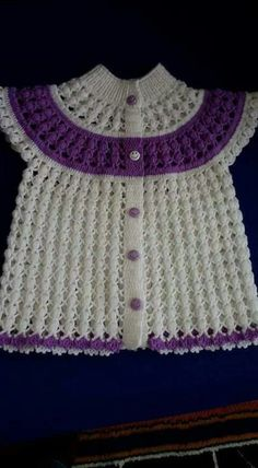 We have compiled 100 crochet baby vest pattern samples. See all of 40 crochet baby vest patterns. Browse lots of Free Crochet Patterns. Baby Boy Cardigan, Baby Vest, Crochet I Cord, Knit Crochet, Vestidos Bebe Crochet, Knit Baby Sweaters, Crochet Baby Clothes, Vest Pattern, Crochet Woman