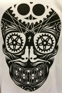 Fixie Bike Tattoo Bicycle Art 63 New Ideas Cycling Tattoo, Bicycle Tattoo, Bike Tattoos, Bicycle Art, Cycling Art, Skull Tattoos, Vtt Dirt, Bike Illustration, Mountain Tattoo