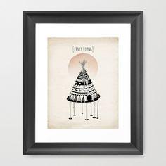 Objetos diseñados a partir de ilustraciones y diseños gráficos de Kelli Murray #KelliMurray #ilustracion #ninos #EEUU #illustration #children #kids #USA #Society6