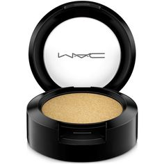 Mac Eye Shadow, 0.05 oz ($16) ❤ liked on Polyvore featuring beauty products, makeup, eye makeup, eyeshadow, beauty, cosmetics, glitter, gorgeous gold, mac cosmetics and mac cosmetics eyeshadow