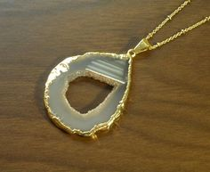 my sister just bought me a necklace similar to this, i love it