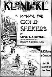 Miles consulted handbooks like this one before leaving for Alaska