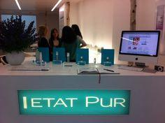 Etat Pur Welcome Desk