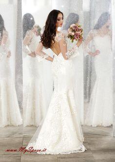 Scopri tutta la collezione sposa su www.MySposa.it