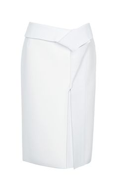 Facet Leather Skirt by Dion Lee - Moda Operandi