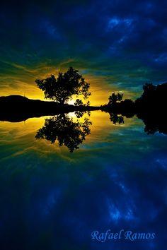 ...en azul... by Rafael Ramos Fenoy on 500px #almeria #spain #europe