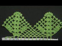Puntilla 55 | Puntillas Maribel - YouTube Owl Crochet Patterns, Crochet Mandala Pattern, Owl Patterns, K Crafts, Yarn Crafts, Thread Crochet, Crochet Hats, Crochet Shawls And Wraps, Crochet For Beginners