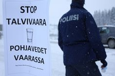 """""""The beautiful lakes, rivers and creeks – clean freshwater - are the most valuable asset Finns have. You wouldn't think that we would let somebody poison them."""" Stop Talvivaara."""