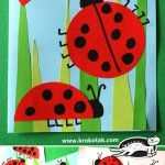 Ladybug+Crafts+for+Kids