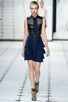 SPRING 2013 READY-TO-WEAR  Jason Wu- Sexy is the new me