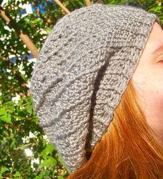 """DIVINE"" BERET!free #crochet #hat #pattern"