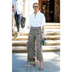 Olivia Palermo At New York Fashion Week VIII