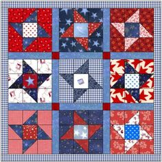 Block of the Month for June 2006