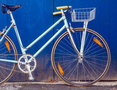 Wald 137 Standard Medium Front Handlebar Bike Basket Silver